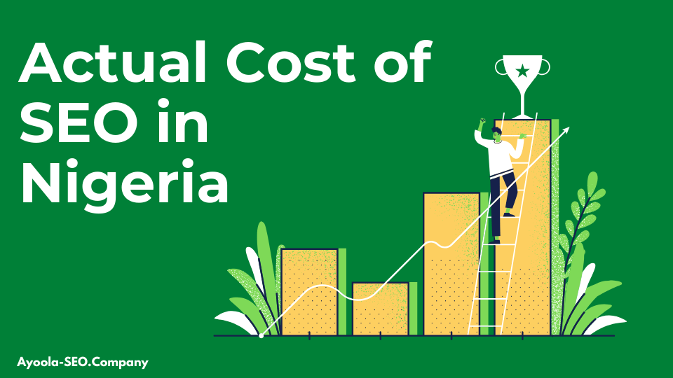 cost of seo in Nigeria